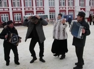 Съемки в Республике Мордовия