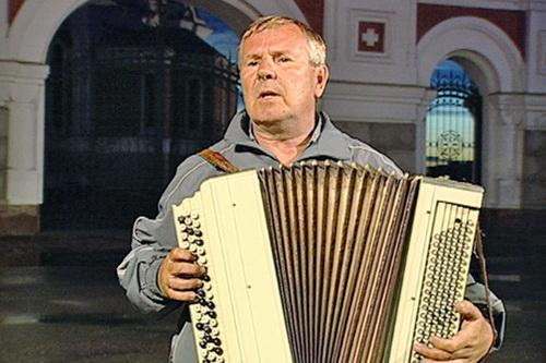 Юрий Краснопёров