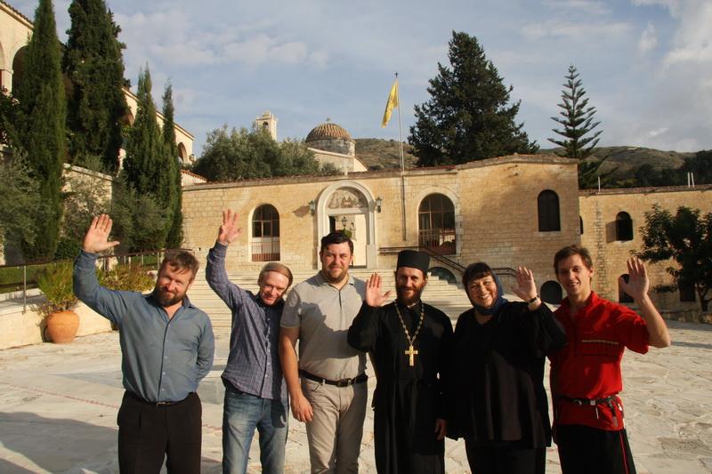 Кипр 2014